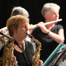 music loft Freie Musikschule Aachen Bläserensemble Anti-Aging Saxophon