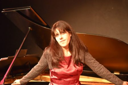 Irina Dubinskaya Klavier