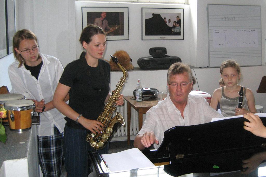 Kompositionswerkstatt - music loft | Freie Musikschule Aachen