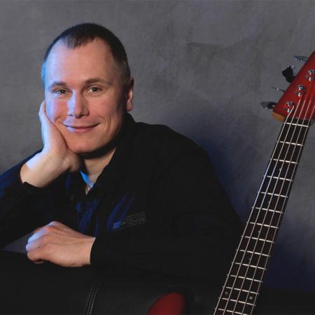 Markus Proske - E-Bass, Audiotechnik