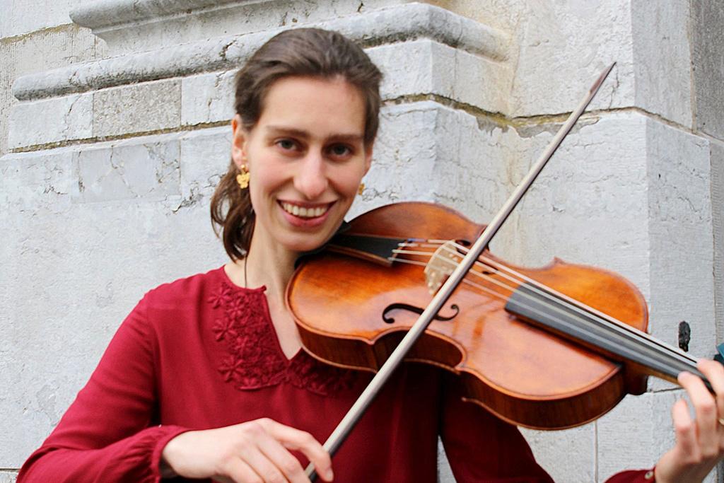 Huda Knobloch - Geigenunterricht (Violine / Bratsche)