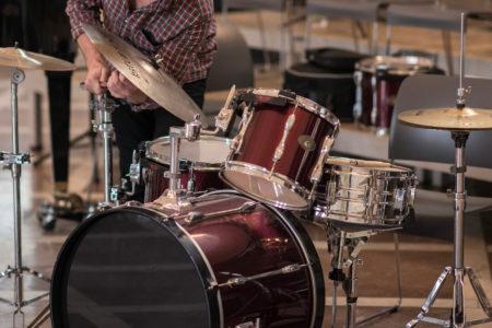Schlagzeug Unterricht Drums Klangbrücke - music loft | Freie Musikschule Aachen