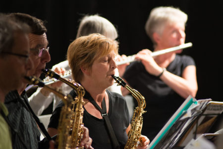 Anti-Aging Bläserensemble - Saxophon - music loft | Freie Musikschule Aachen