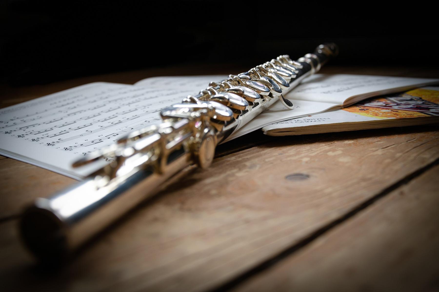 Querflöte Unterricht Flöte Noten - music loft | Freie Musikschule Aachen