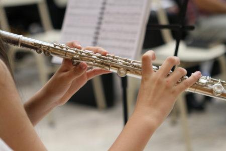 Querflöten Klasse Unterricht Vorspiel - music loft | Freie Musikschule Aachen