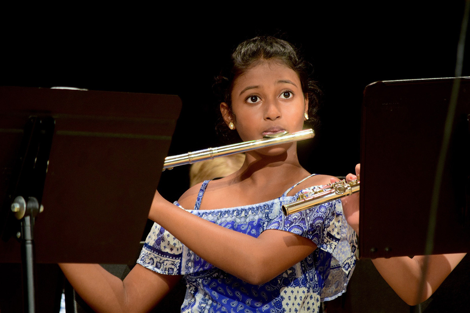 Querflöten Klassenvorspiel Unterricht - music loft | Freie Musikschule Aachen