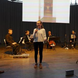 Kompositionswerkstatt 2019 Abschlusskonzert Ludwig Forum - music loft