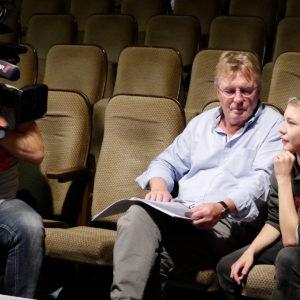 Kompositionswerkstatt 2019 David Graham WDR Fernsehen Interview Klangbrücke