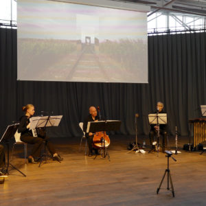 Kompositionswerkstatt 2019 Neue Musik Ensemble Aachen Abschlusskonzert Ludwig Forum für Internationale Kunst