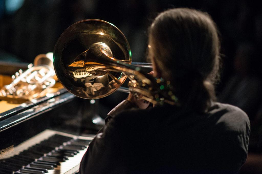 Ludger Singer Jazz Posaune Improvisation - music loft | Freie Musikschule Aachen