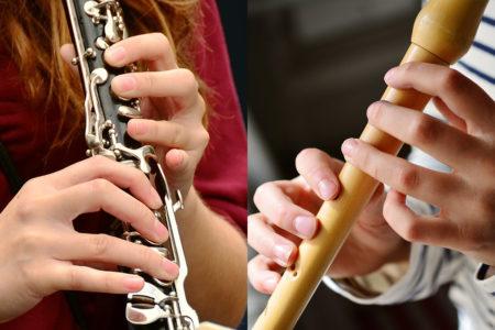 Schülervorspiel Flöten Klarinetten Unterricht - music loft | Freie Musikschule Aachen