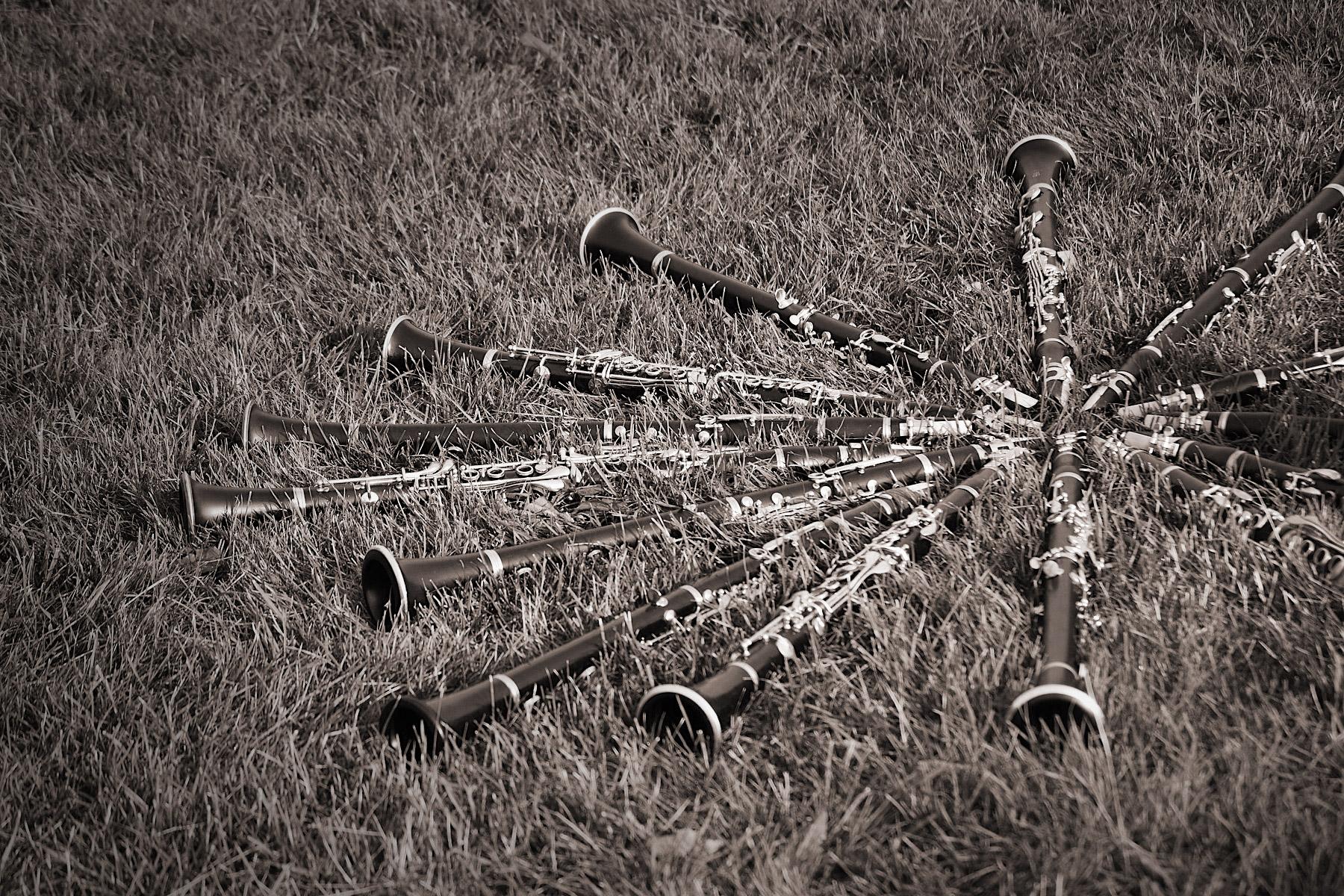 Klarinetten Ensemble Workshop - music loft | Freie Musikschule Aachen