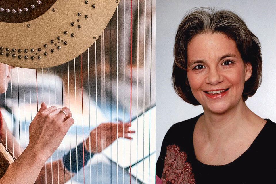 Manou Liebert - Neue Dozentin für Harfe - music loft | Freie Musikschule Aachen