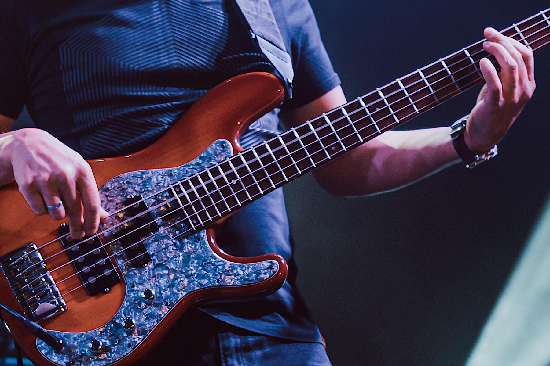 E-Bass Unterricht Markus Proske - music loft | Freie Musikschule Aachen