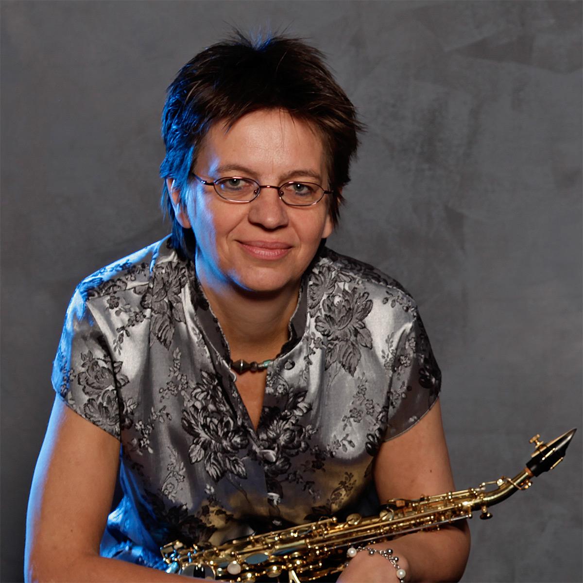 Gitta Schäfer - Saxophon