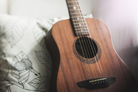 Klassische Akustik-Gitarre Unterricht