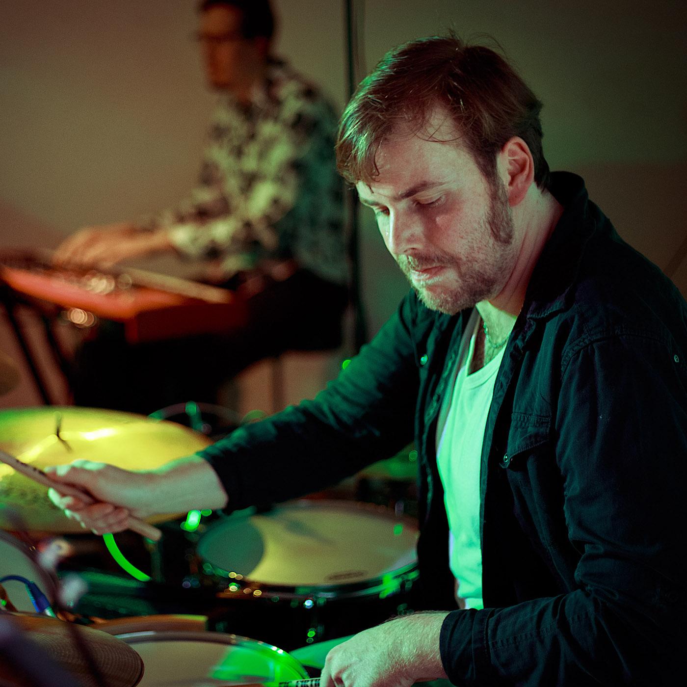 Patrick Theil - Schlagzeug Drums