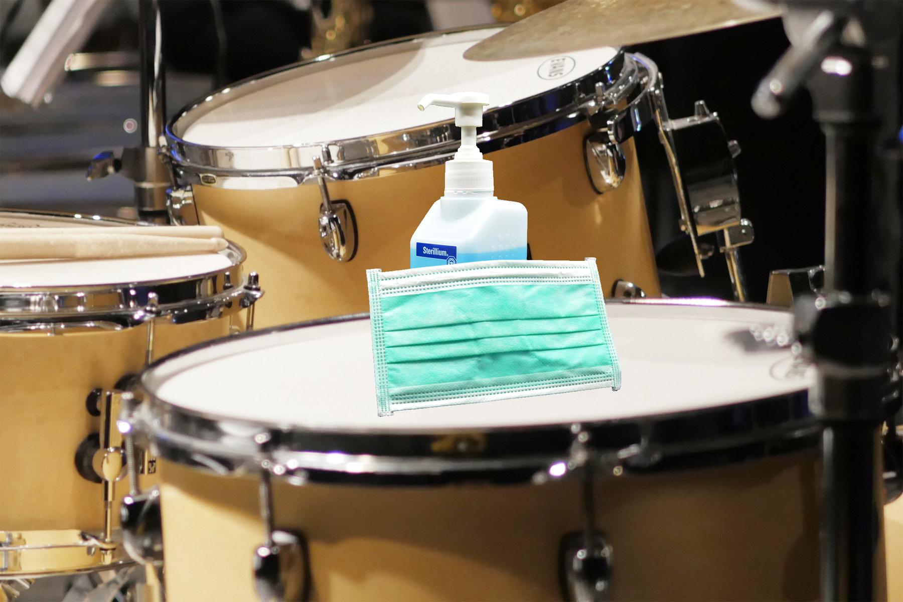Hygiene-Regeln Corona Einzelunterricht - music loft | Freie Musikschule Aachen
