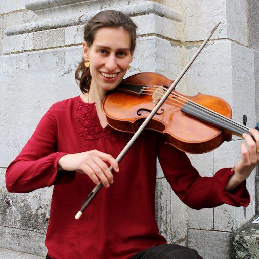 Huda Knobloch Viola Violine Bratschenunterricht Geigenunterricht